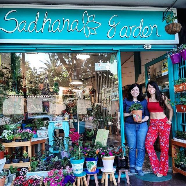 Sadhana Garden Arte Vida Plantas Materos Flores Matas Balcones Decoración Deco Art Decor Mantenimiento Buenos Aires BsAs Argentina Diseño Natural Nature Plantas